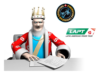 The King reports on the latest from PCA (Pokerstars Caribbean Adventure) 2015 and LAPT (Latin American Poker Tour) Bahamas
