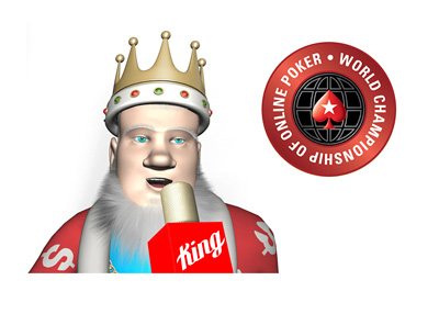 The King is reporting on the latest from the World Championship of Online Poker (WCOOP) 2015