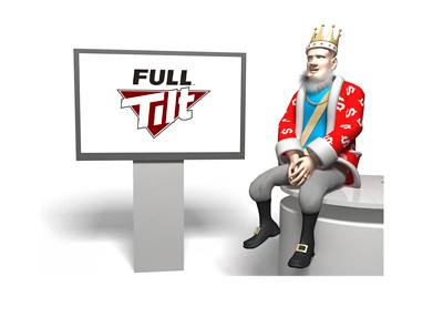 The Poker King is reporting live from the TV studio - The latest on the Full Tilt software changes