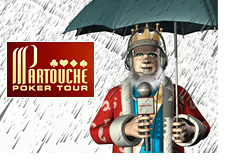 The King is reporting on a rainy day - Cheating Scandal at Partouche Poker Tour