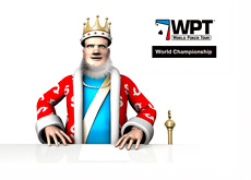 The King is reporting on the World Poker Tour World Championship
