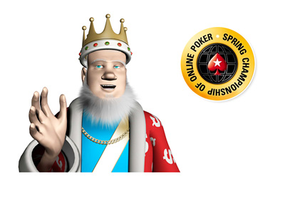 The King reports on the 2015 Spring Championship of Online Poker - SCOOP