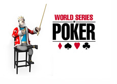 The King is explaining the latest from the World Series of Poker 2013