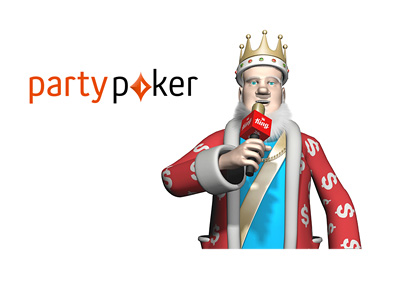 The King is talking about the latest changes at PartyPoker