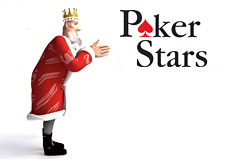 poker king is saying thank you to poker stars for helping out their customers with the echeck problem