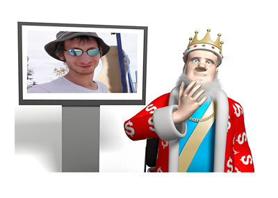 The King reports the latest on the Bryan Micon situation