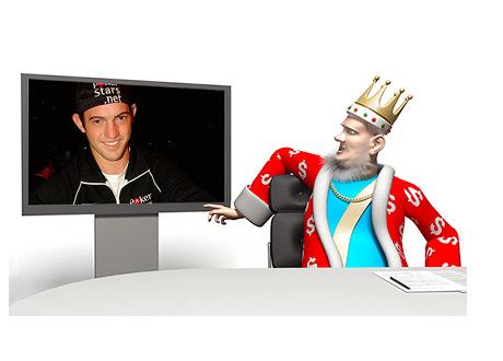 The King TV report on Joe Cada split with Pokerstars