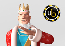 the king shows no love to the ultimate bet poker room