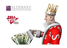 The King is watering his plant while waiting for the decision from the AGCC (Alderney Gambling Control Commission) in regards to the Full Tilt Poker license