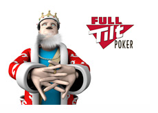 The King is waiting for the return of Full Tilt Poker