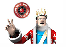 The King is saluting the WCOOP success