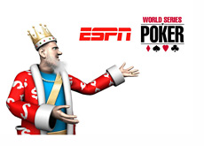 The King presents WSOP 2011 Finale on ESPN