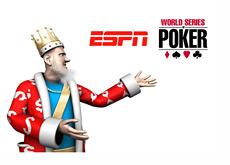 The King presents WSOP 2011 Finale on ESPN