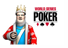 The King is reporting the latest from the World Series of Poker 2013