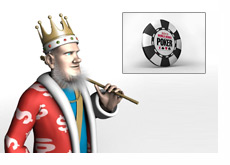 The King is reporting on the latest WSOP 2011 numbers