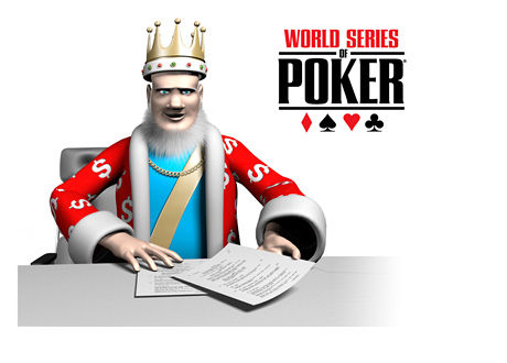 The King WSOP Report - World Series of Poker - Logo