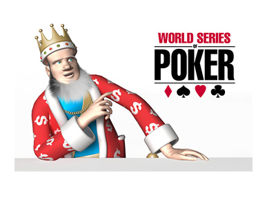 The King is doing a pre-report on the upcoming World Series of Poker (WSOP) 2015 tournament final - The November 9