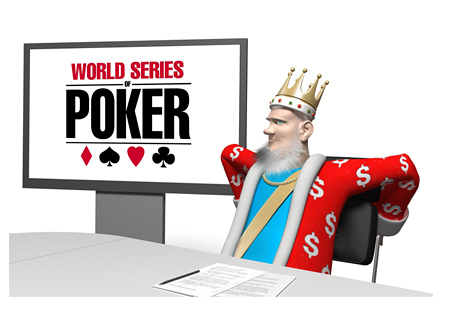 The King reports on the WSOP 2014 finals -  Poker Studio