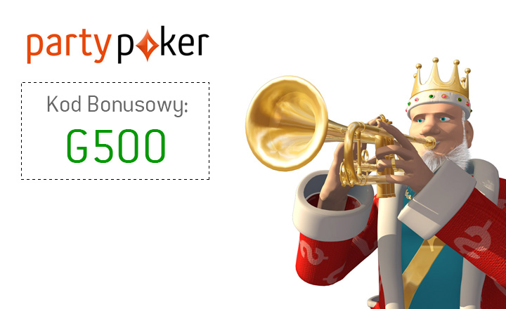 -- Kod Bonusowy Party Poker 2020 --