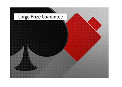 The biggest online poker site is hosting a tournament with a personal record-high prize money guarantee.