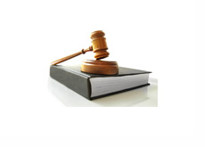 Legal Settlement - Stock Photo