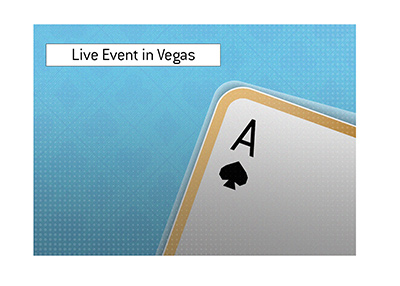 The next Challenge will be a Live Vegas event.