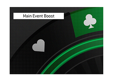 The World Series of Poker added extra flight events to boost the Main Event numbers.
