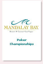 mandalay bay poker championships
