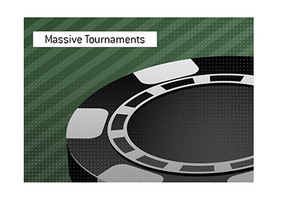 A very impressive lineup of online bracelet events is featured.