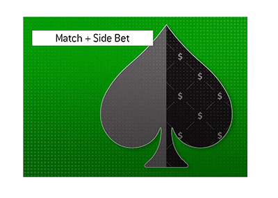 The second Challenge is accompanied with a juicy side bet.