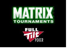 poker room full tilt - introduces matrix tournaments