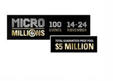 Pokerstars Micro Millions 6 - Composite