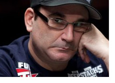 Mike Matusow - Oops facial expression