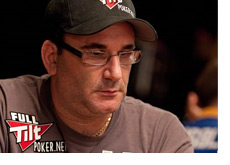 Mike Matusow is in the zone