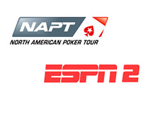 -- North American Poker Tour - NAPT -  ESPN 2 - logos --
