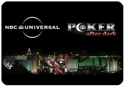 NBC - Universal - Poker After Dark - Television Show