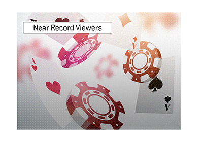 The recent stream of a deep tournament run was one of the most viewed events on Twitch.tv.