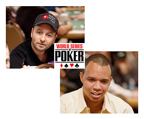 Daniel Negreanu and Phil Ivey - The WSOP 2014 Bet