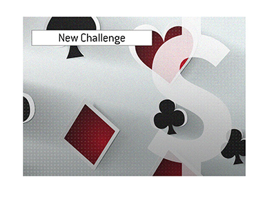 There is a new high stakes challenge in the poker world.