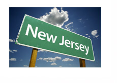 New Jersey - Sign