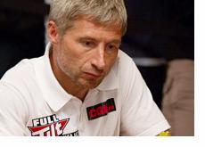 Nikolay Evdakov at the World Series of Poker 2010