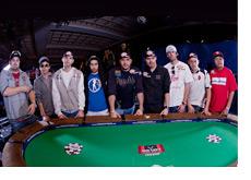 WSOP 2010 - November 9