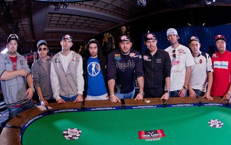 November 9 - WSOP 2010