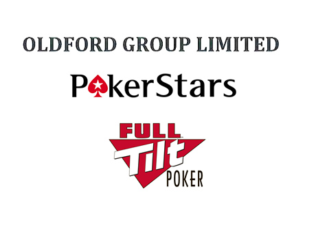 Oldford Group Limited, Pokerstars and Full Tilt Poker logos