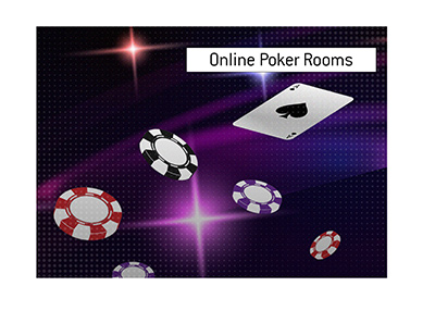 The King categorizes the top online poker rooms and ranks them.