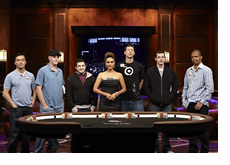 Poker After Dark 2011 - Big Heat Lineup