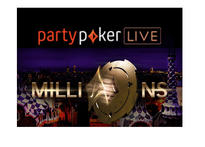 PartyPoker Live - Millions Grand Final - Barcelona - 2018.