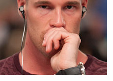 Deep in thought - Patrik Antonius