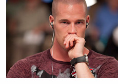 Patrik Antonius in the Thinking Mode