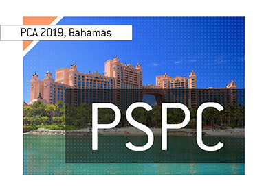 The 2019 edition of the Pokerstars Caribbean Adventure is taking place at the Atlantic Casino in Bahamas.  Looks very sunny! - PSPC is in the spotlight.